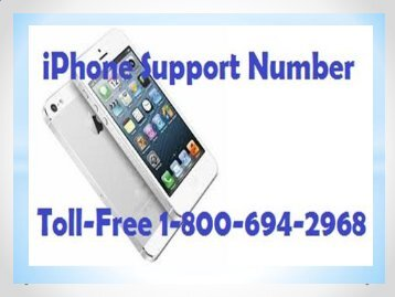 Toll-Free 1-800-694-2968|How to Activate your iPhone?