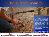 Oahu Carpet Cleaners