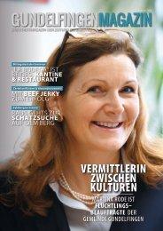Gundelfingen Magazin (Februar 2018)