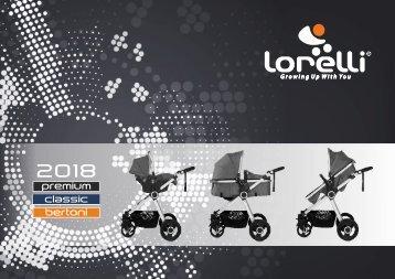 Catalog Lorelli_Collection 2018