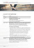 Programm-Broschüre der DEGEMED-Sommerakademie 2018  - Seite 4