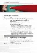 Programm-Broschüre der DEGEMED-Sommerakademie 2018  - Seite 6