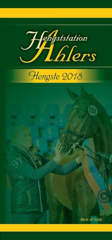 Hengstkatalog 2018