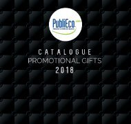 PROMOTIONAL GIFTS_2018