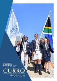Curro Afrikaans 01/2018