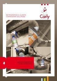 CARLY - SERVICEPRODUKTE