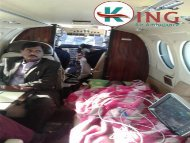 Cost Effective Air Ambulance Services from Patna to Delhi
