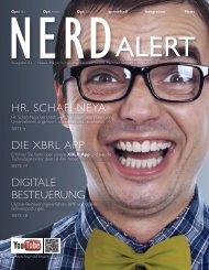 NERD Alert - Ausgabe 02 - News Magazin der hsp GmbH