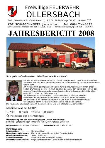 Jahresbericht2008