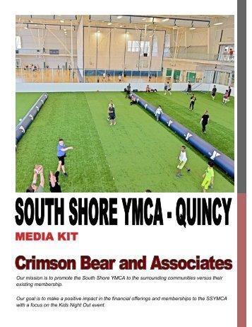 South Shore YMCA Media Kit