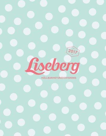 Liseberg Hallbarhetsredovisning 2017
