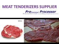 Electric and Manual Meat Tenderizer Supplier in USA