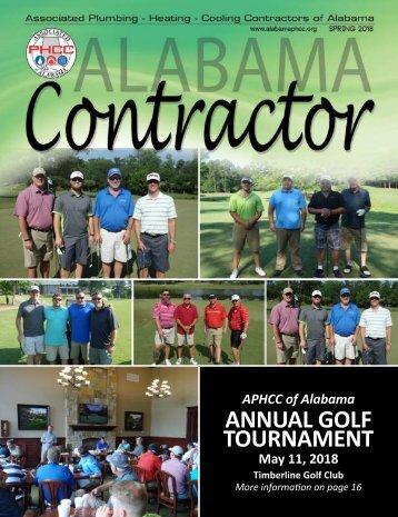 Alabama Contractor Spring 2018