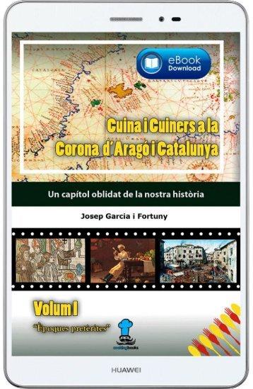 eBook DEMO del libro Cuina i Cuiners a la Corona d'Arago i Catalunya - volum II