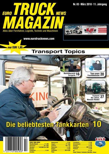 Euro Truck News Digital Nr. 03/2018
