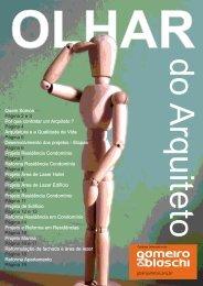 Catálogo de Projetos Gameiro&Blaschi Arquitetos