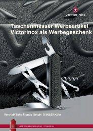 Taschenmesser Werbeartikel Victorinox als  Werbegeschenk