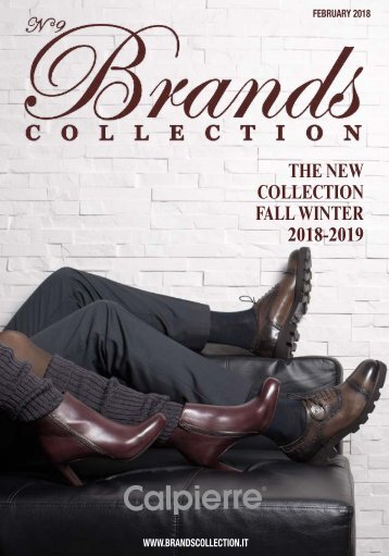 Brands Collection N°9
