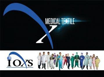 IOXS Medical Textile Catalog
