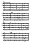 Mendelssohn (arr. Lee): A Midsummer Night's Dream Wedding March (abrgd.) for String Quartet, Op. 61 - Page 4