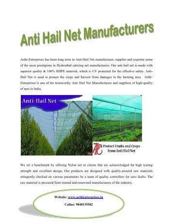 anti-hail-net-manufacturers