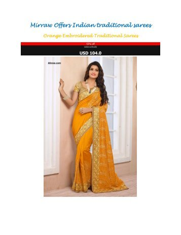 Mirraw_Offers_Indian_traditional_sarees