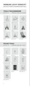Werbeartikel Taschenmesser Richartz Tools Katalog - Seite 2