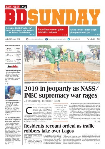 BusinessDay 18 Feb 2018