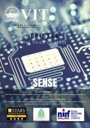 Sense Newsletter issue 2