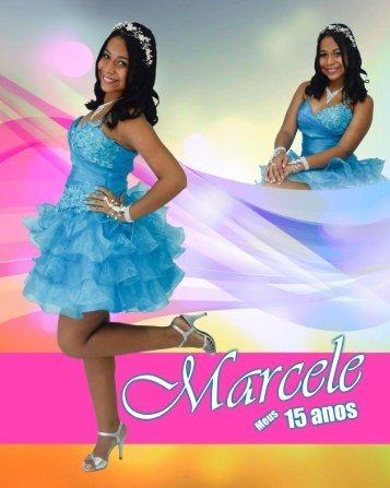 ALBUM MARCELE - 15 ANOS