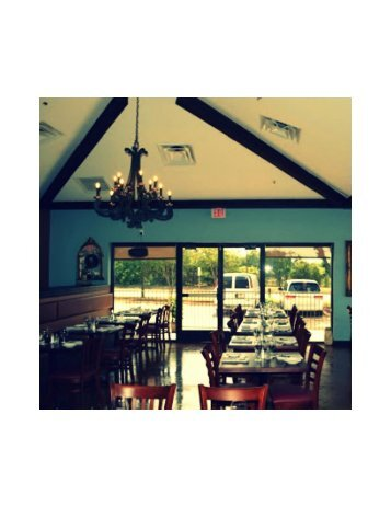 Ristorante Mulino Italiano five minutes drive to the southwest of Huckabee Dental Southlake, TX 76092