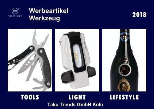 Werkzeug Werbeartikel Katalog günstig in
