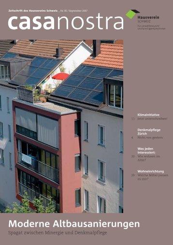 casanostra 85 - September 2007