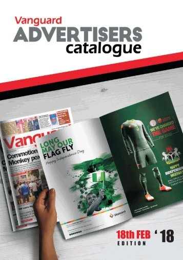 ad catalogue 18 February 2018