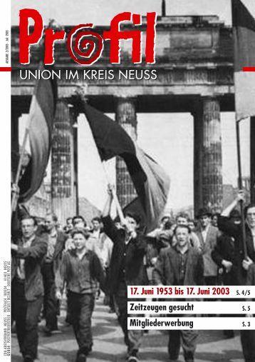 fil - CDU im Rhein-Kreis Neuss
