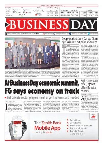 BusinessDay 19 Feb 2018