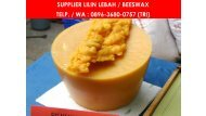 PROMO, WA : 0896 3680 0757, Jual Beeswax Organic Malang, Harga Beeswax Organik Malang