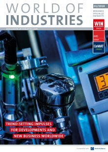 WORLD OF INDUSTRIES 01/2018