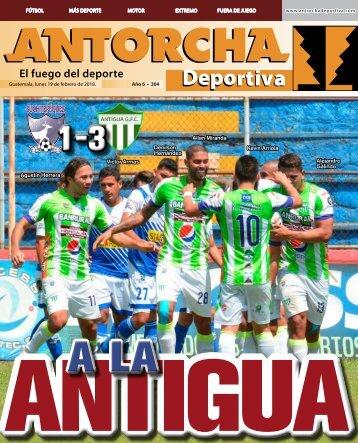 Antorcha Deportiva 304