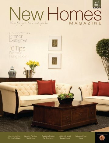 New Homes Magazine - 1st Issue