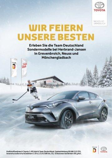 Händlerzeitung Team Deutschland Sondermodelle