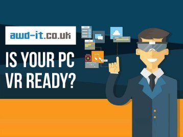 Is your PC VR Ready