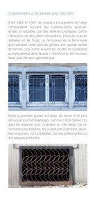 Les grilles des baies de cave - Comment les préserver ? - Page 2