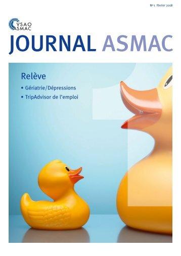 JOURNAL ASMAC No 1 - février 2018