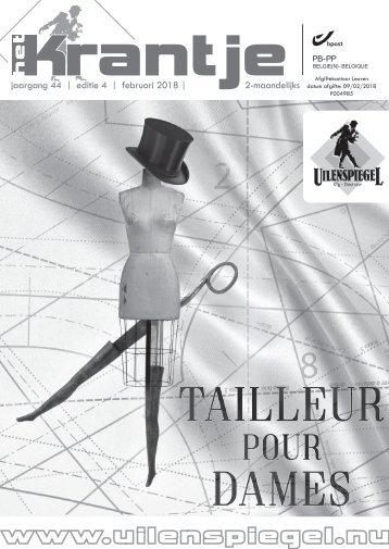 Krantje 44-4 Tailleur pour Dames