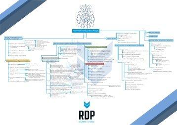ORGANIGRAMA DGP - RdP Formación