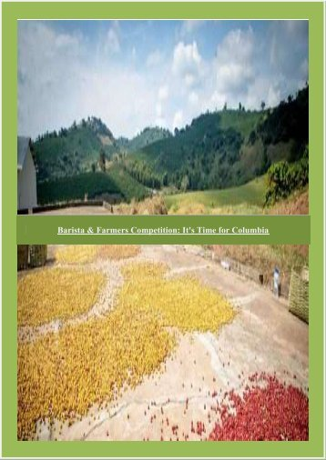 Barista & Farmers