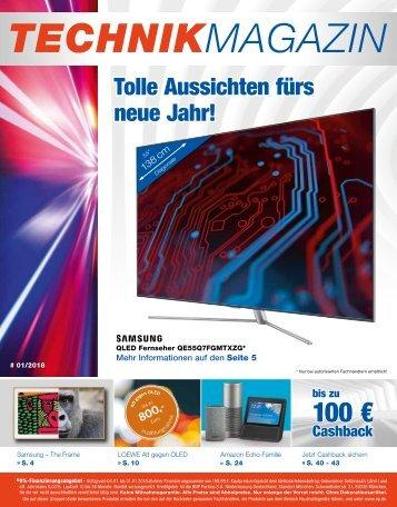 Technik Magazin 01-18