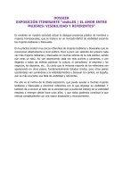 exposición visibLES - Page 3