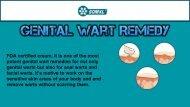 Genital Wart Remedy | Wartcream